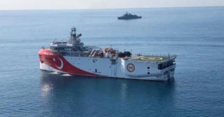 Turkey issues new navtex for Oruc Reis in East Med