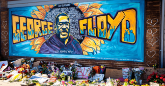 George Floyd laid to rest as nationwide protests over police violence continue
