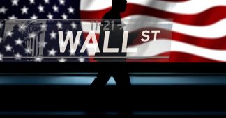 The paradox of the Wall Street surge