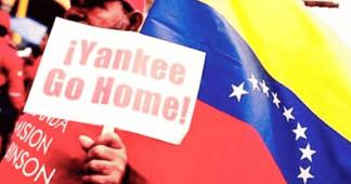 """""""ESTADOS UNIDOS QUIERE UN GOLPE EN VENEZUELA PERO NO SE ATREVE SIN UNA BASE LOCAL"""""""
