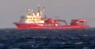 Turkish Fishing Trawlers Spotted Off Mykonos