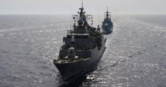 Tensions rise in Eastern Mediterranean