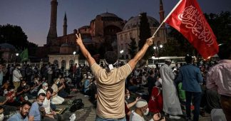 World reacts to Turkey's decision to re-convert Hagia Sophia into mosque