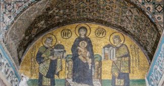 What Will Happen Now to Hagia Sophia's Byzantine Mosaics?