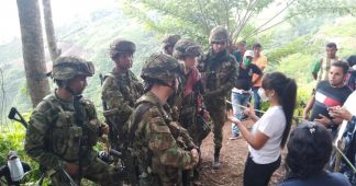 Indignation in Colombia amid spree of assassinations and the rape of an Indigenous girl by soldiers