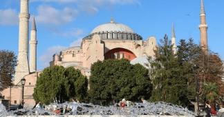 Why the U.S. will do nothing to protect the Hagia Sophia
