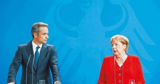 Greek-Turkish ties come under strain