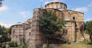 Turkey is converting another former Byzantine church into a mosque