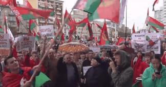 La situation en Biélorussie