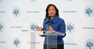 Susan Rice's Considerable Past Fossil Fuel Investments
