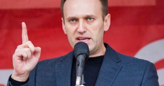 Amnesty International says it will not call Navalny 'prisoner of conscience' anymore over his hate speech