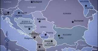 After changing all the frontiers and destroying Yugoslavia, Berlin wants nobody to change Balkan borders