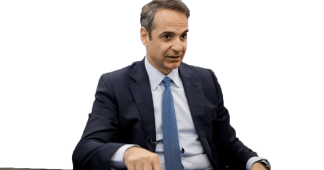 Mitsotakis announces military spending to counter Turkish aggression