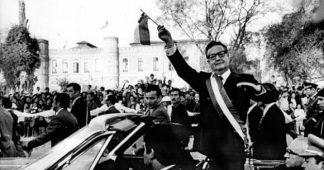 """""""Allende Wins"""""""