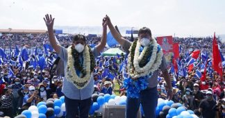 It's official: Movement Towards Socialism wins landslide victory in Bolivia