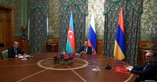 No end in sight? Armenia & Azerbaijan accuse each other of violations minutes after ceasefire