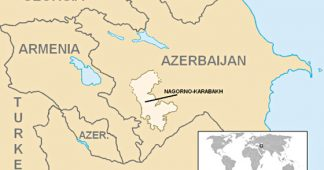 Half of Nagorno-Karabakh's Population Displaced by Fighting