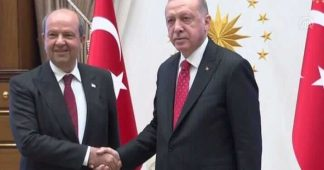 Nationalist candidate Ersin Tatar wins Turkish Cypriot leadership vote
