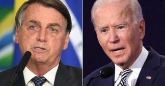 Brazil: Trump Ally Bolsonaro Refuses to Acknowledge Biden Win & Downplays COVID as Death Toll Mounts