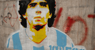 Diego Maradona: The Boy From The Barrio With The Feet Of Gold And The 'Hand Of God'
