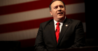 Pompeo and Trump are staging a coup d'état. (Can 2020 become 1933 and then 1941?)