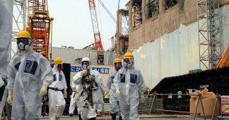 Dumping Fukushima's Water into the Ocean