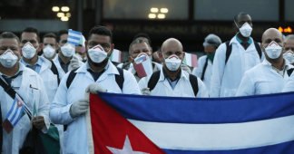 SA to nominate Cuban COVID-19 doctors for Nobel Prize as first vaccines from India arrive