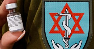 Israel Actively Vaccinates Its Population But Refuses To Immunize Palestinians