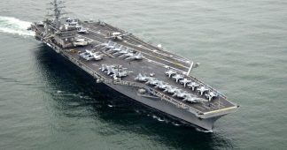US Aircraft Carrier to Stay In Middle East Over 'Threats' From Iran