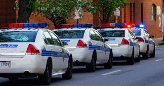 To See Police Priorities, Contrast Capitol Mob With J20 and Black Lives Matter Protests