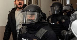 Spanish rapper convicted over tweets arrested after ignoring prison deadline
