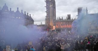 The worst assault on our right to protest in recent history, Commons hears