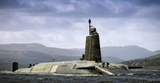UK nuclear announcement 'shocking and alarming' warn the Elders