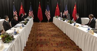 US and China Conclude 'Tough' Alaska Talks