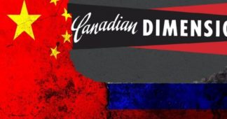 Prominent Activist Writers Quit Left-wing Canadian Journal, Citing Bias against China, Russia