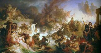 How Ancient Greeks Harnessed Wind Power to Win the Battle of Salamis