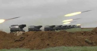 Russia to withdraw troops from deployment on border with Ukraine, Moscow confirms, as major snap exercises in Crimea conclude