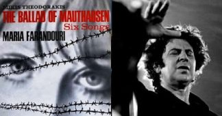 Mikis Theodorakis, the Nazi camps and the Holocaust
