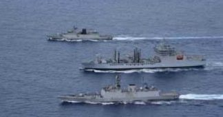 India Joins French-led Military Drills in the Bay of Bengal, Escalating Tensions With China