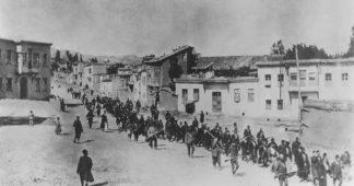 Armenian genocide dispute