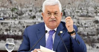 Report: Palestinian Authority President Refused Call With Blinken