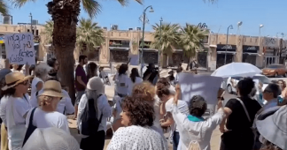 Watch Israeli Jews, Arabs Stage Joint Rallies to Try to Stop Spiraling Violence