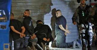 'A war declaration': Palestinians in Israel decry mass arrests