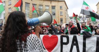 London and the world march in solidarity with Palestine
