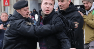 Detained journalist broke his own rule – Never fly over Belarus, says friend