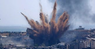 "Israel vows that ""Gaza will burn"""