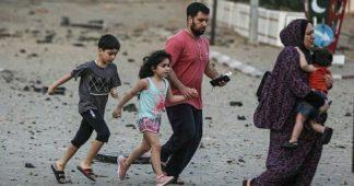 Gaza Death Toll Mounts, 65 Dead, Including 15 Children