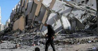 More than 100 killed as Israel intensifies Gaza onslaught