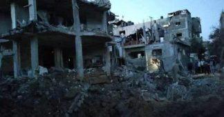 Un message de Gaza