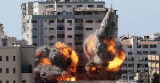 Hamas and Israel agree to ceasefire after 11 days of intense air strikes on Gaza